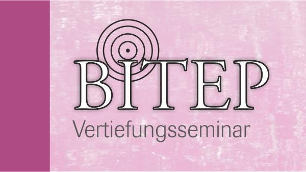 Aufbauendes Vertiefungsseminar nach Abschluss der BITEP-Methodenfortbildung