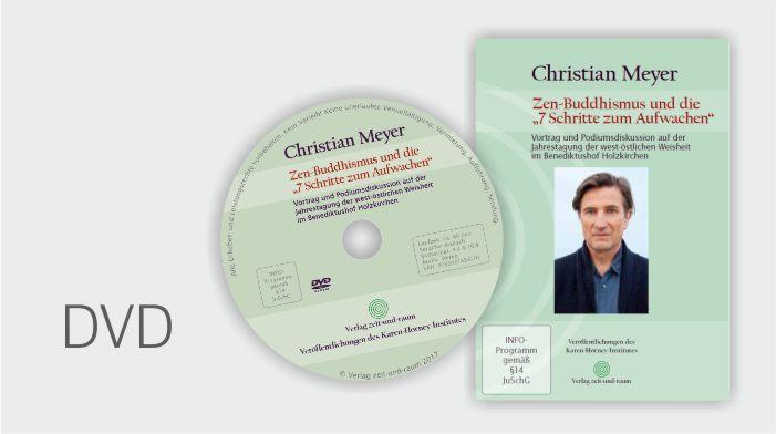 """DVD Benediktushof – Zen-Buddhismus Und Die """"7 Schritte Zum Aufwachen"""""""