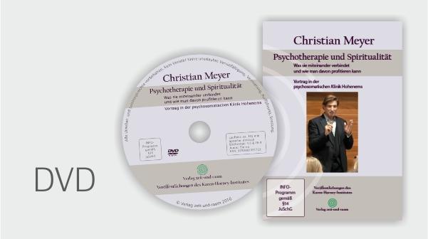 DVD Hohenems – Vortrag Psychotherapie Und Spiritualität