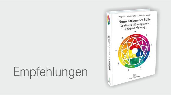 Empfehlungen – Neun Farben Der Stille – Enneagrammbuch