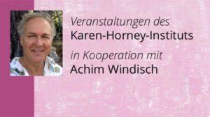 Seminar BeziehungsWeise mit Achim Windisch